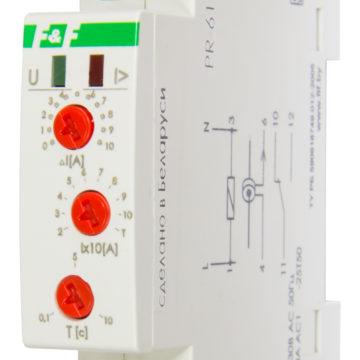 PR-611-03 180-360 А, регулируемая задержка отключения
