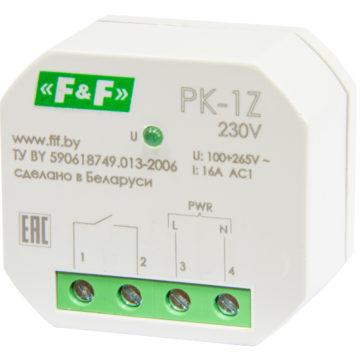 PK-1Z-230 реле промежуточное
