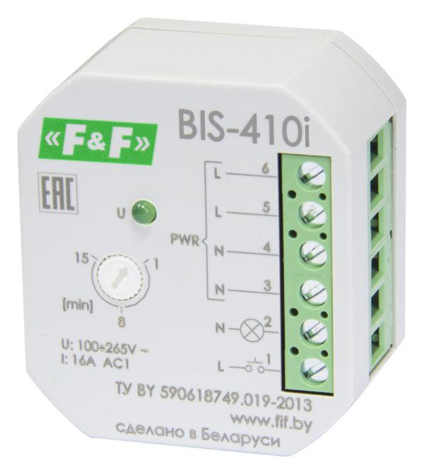 BIS-410i 16А, с таймером, для LED