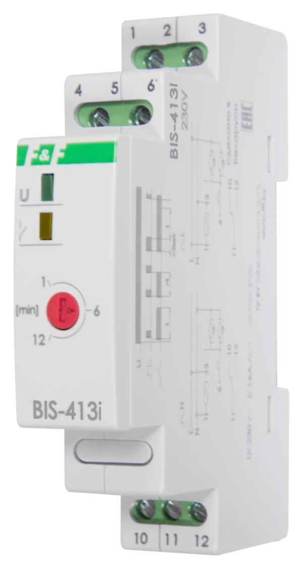 BIS-413i 16А, с таймером, для LED
