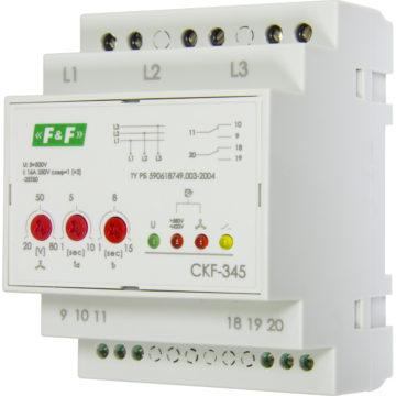 CKF-345 реле контроля фаз
