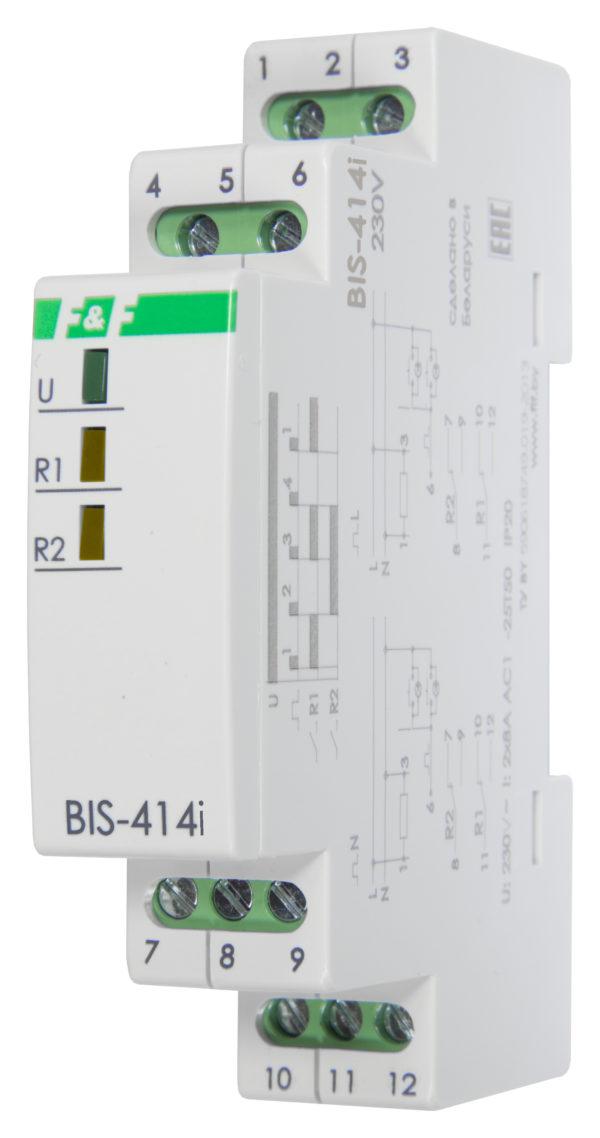 BIS-414i 2х16А, для LED