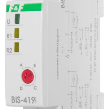 BIS-419i реле импульсное