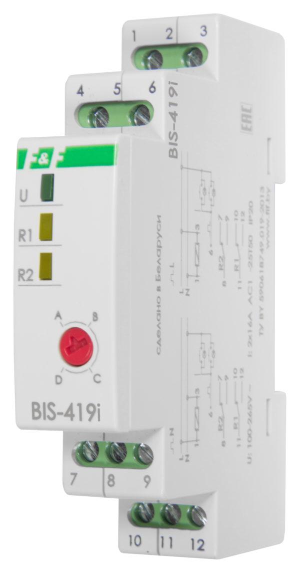 BIS-419i 2х16А, многофункциональное, для LED
