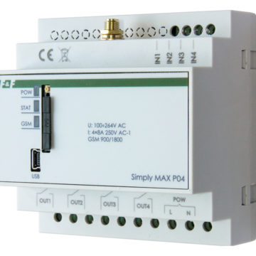 SIMply MAX P04 реле GSM