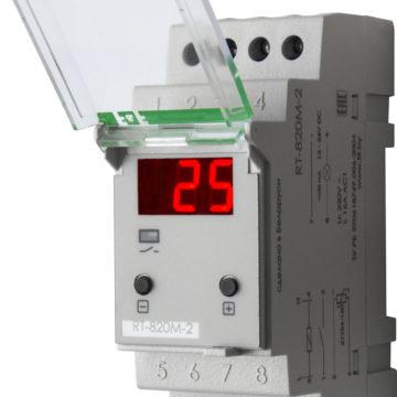 RT-820M-2 цифровой регулятор температуры