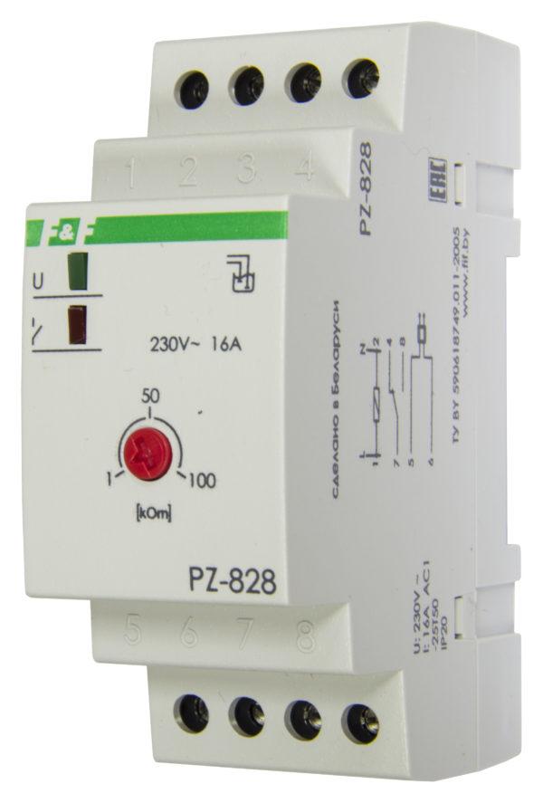 PZ-828 1 уровень