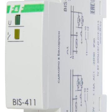 BIS-411 реле импульсное