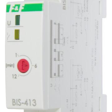 BIS-413 16А, с таймером и функцией памяти
