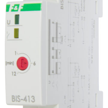 BIS-413 реле импульсное