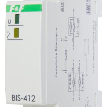 BIS-412 реле импульсное групповое