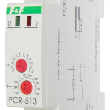 PCR-513 реле времени сзадержкой включения