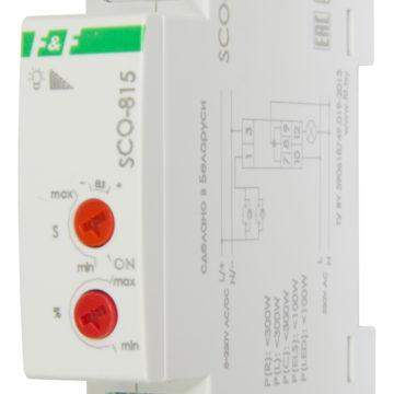 SCO-815 регулятор освещённости (диммер)