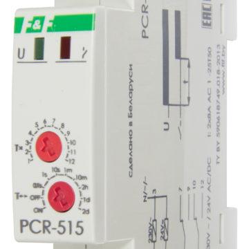 PCR-515 реле сзадержкой включения