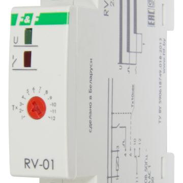 RV-01 реле сзадержкой включения