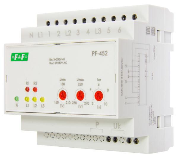 PF-452 переключатель фаз