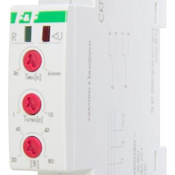 CKF-318 реле для сетей с изолированным нулем