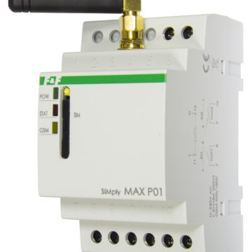 SIMply MAX P01 GSM-реле