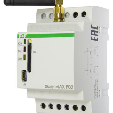 SIMply MAX P02 GSM-реле