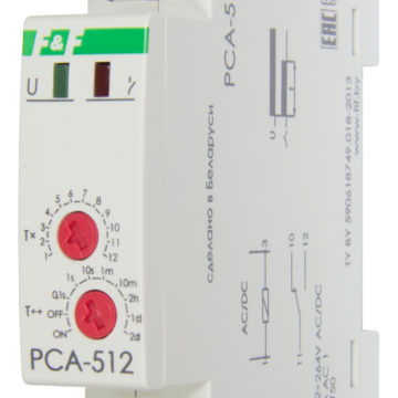 PCA-512U реле с задержкой выключения