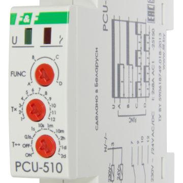 PCU-510 реле времени многофункциональное