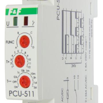 PCU-511U реле времени многофункциональное