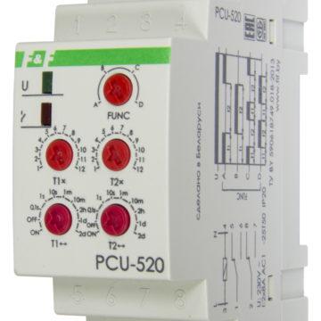 PCU-520 реле времени многофункциональное