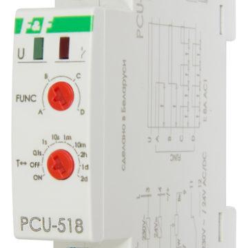 PCU-518 реле времени многофункциональное
