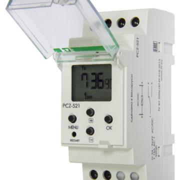 PCZ-521 реле времени суточное