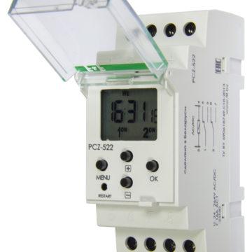 PCZ-522 реле времени суточное