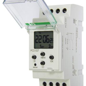 PCZ-527 реле времени астрономическое