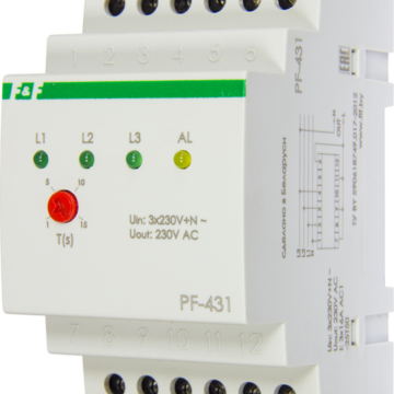 PF-431 переключатель фаз