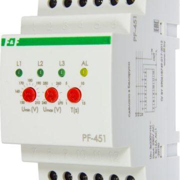 PF-451 переключатель фаз