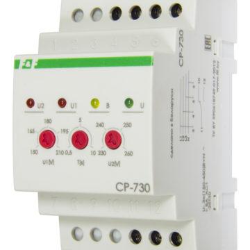 CP-730 трехфазное реле напряжения