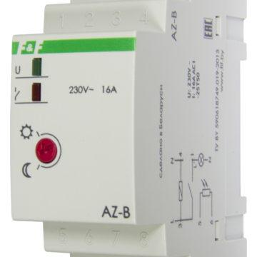 AZ-B фотореле с  герметичным фотодатчиком