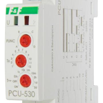 PCU-530 реле времени многофункциональное