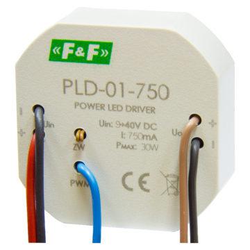 PLD-02 блок питания