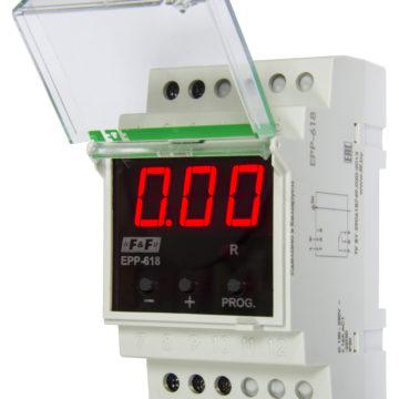 EPP-618 реле тока для систем автоматики