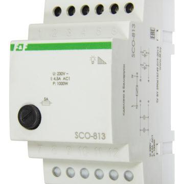SCO-813 для ламп накаливания до 1000Вт