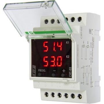 CRT-02 -50...+150°С, двухканальный