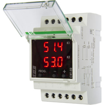 CRT-03 -10...+250°С, двухканальный