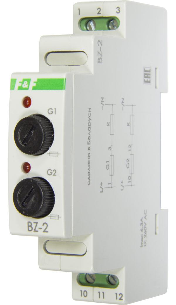 BZ-2 блок защиты на 2 ячейки