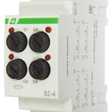 BZ-4 блок защиты на 4 ячейки