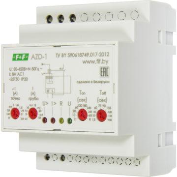 AZD-1 реле защиты электродвигателей