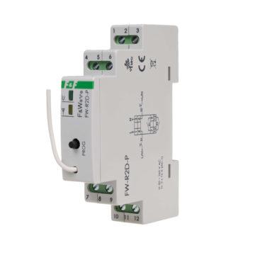 FW-R2D-P двухканальное импульсное реле
